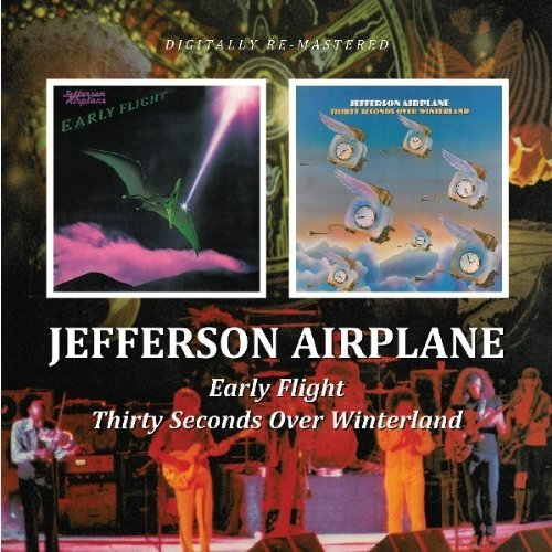 Jefferson Airplane Thirty Seconds Over Winterland Import Gbr 2 On 1