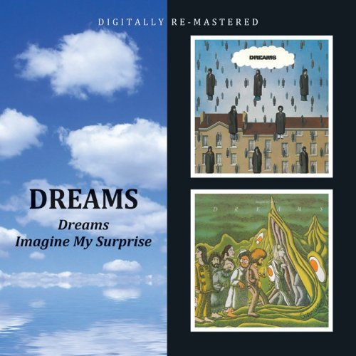 Dreams Dreams Imagine My Surprise Import Gbr 2 CD Remastered
