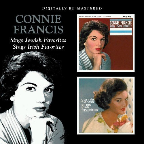 Connie Francis Sings Jewish Favorites Sings I Import Gbr 2 On 1 Remastered