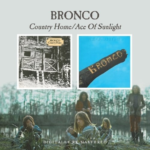 Bronco Country Home Ace Of Sunlight Import Gbr 2 On 1 Remastered
