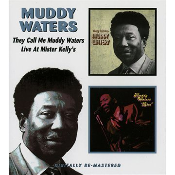 Muddy Waters They Called Me Muddy Waters Li Import Gbr 2 On 1