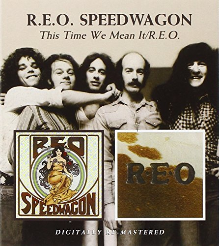 Reo Speedwagon This Time We Mean It R.E.O. Import Gbr 2 On 1