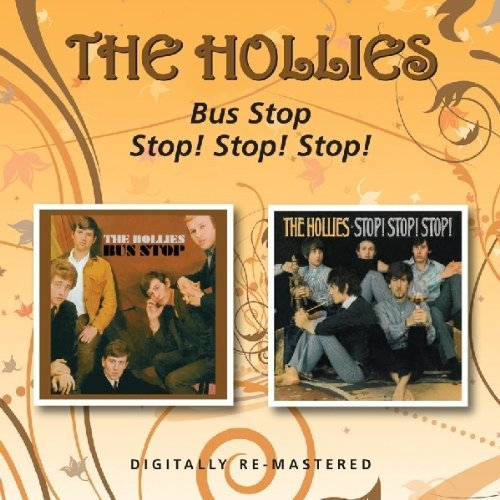 Hollies Bus Stop! Stop! Stop! Stop! Import Gbr 2 On 1 Remastered