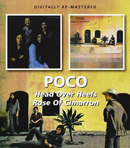 Poco Head Over Heels Rose Of Cimarr Import Gbr 2 On 1 Remastered