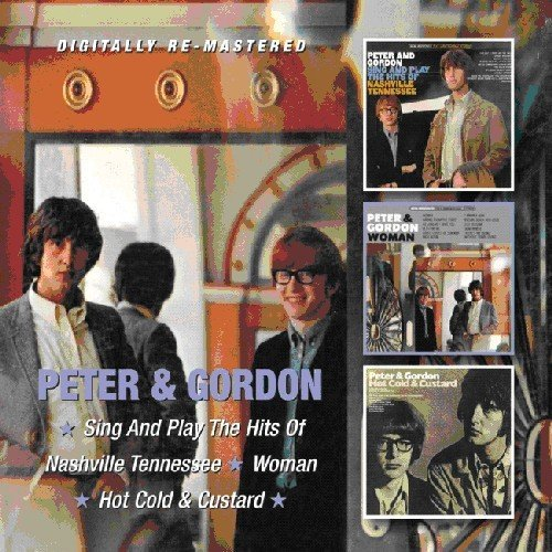 Peter & Gordon Sing & Play The Hits Of Nashvi Import Gbr 2 CD Remastered