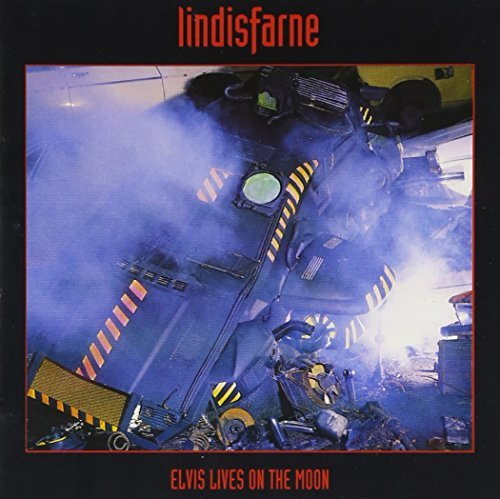 Lindisfarne Elvis Lives On The Moon Import