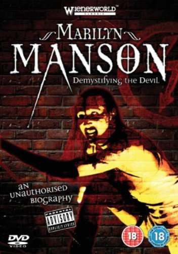 Marilyn Manson Demystifying The Devil Import Eu Ntsc (0)