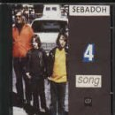 Sebadoh 4 Song CD