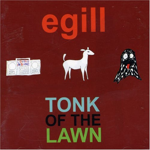 Egill Tonk Of The Lawn Import Gbr