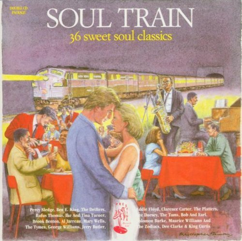 Soul Train Vol. 1 Soul Train Import Gbr