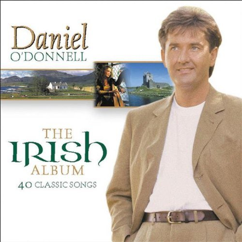 Daniel O'donnell Irish Album Import Net Real Ibiza