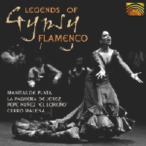 Legends Of Gypsy Flamenco Legends Of Gypsy Flamenco Import Gbr