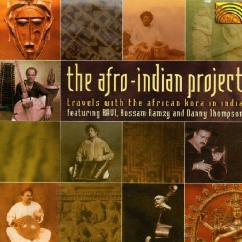 Ravi Afro Indian Project Travels Wi Import Gbr