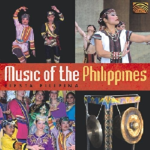 Music Of The Philippines Fies Music Of The Philippines Fies Import Gbr