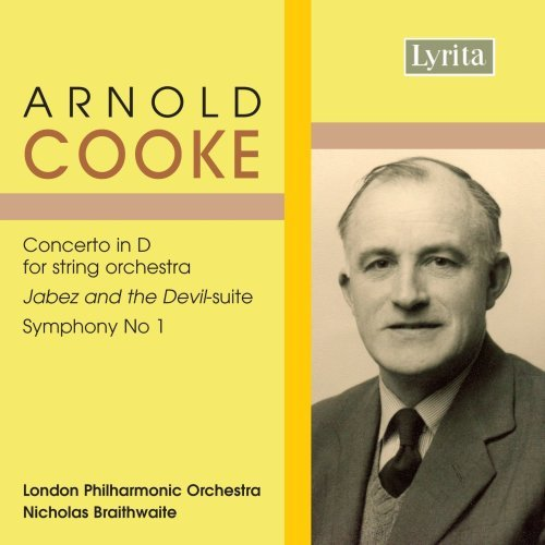 A. Cooke Orchestral Works London Philharmonic Orchestra
