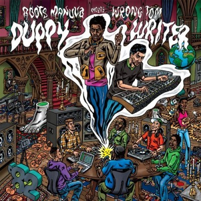 Roots Manuva Meets Wrongtom Duppy Writer Digipak