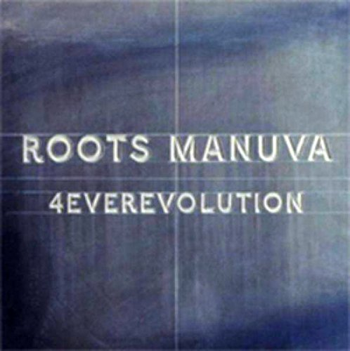 Roots Manuva 4everevolution Digipak