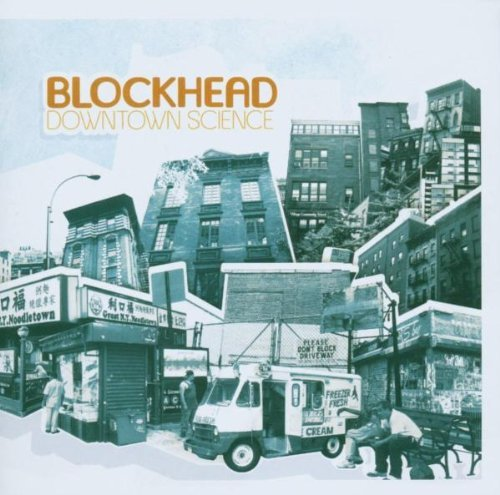Blockhead Downtown Science Incl. Bonus DVD