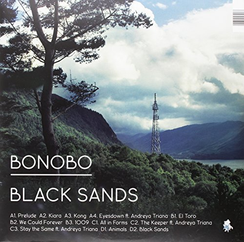 Bonobo Black Sands 2 Lp