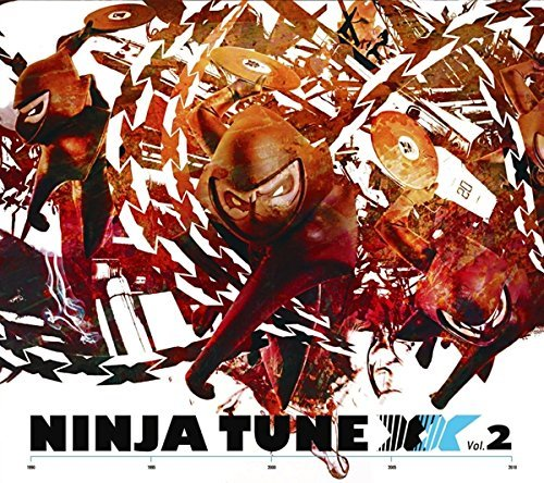 Ninja Tune Xx Vol. 2 Ninja Tune Xx 2 CD