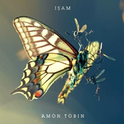 Amon Tobin Isam 180gm 5mm Sleeve 2 Lp