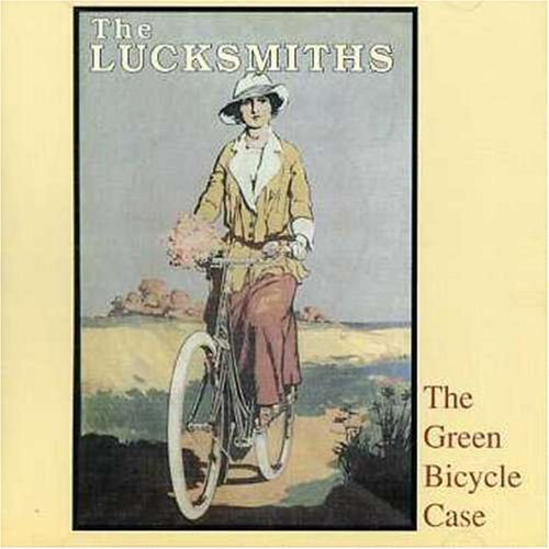 Lucksmiths Green Bicycle Case