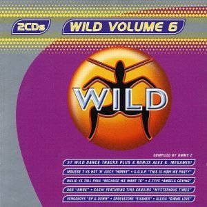 Wild Vol. 6 Wild Import Aus 2 CD Set