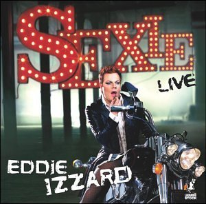 Eddie Izzard Sexie Import Gbr 2 CD Set