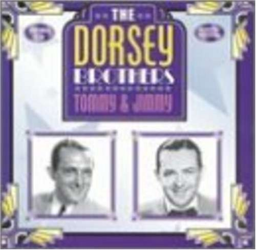 Tommy & Jimmy Dorsey Dorsey Brothers 2 CD