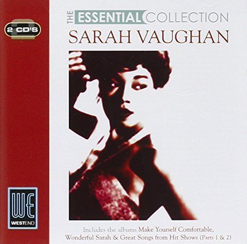 Sarah Vaughan Essential Collection 2 CD