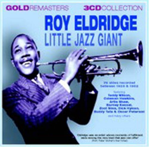 Roy Eldridge Little Jazz Giant 3 CD