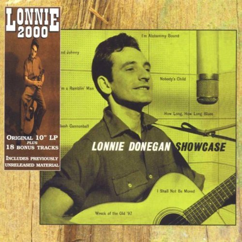 Lonnie Donegan Orginal Albums Revisited Import Gbr