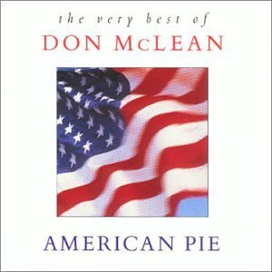 Don Mclean Very Best Of American Pie Import Gbr