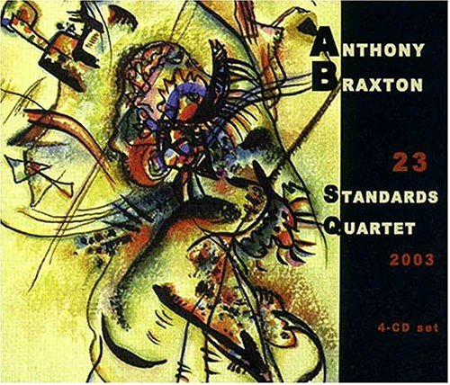Braxton Anthony 23 Standards Quartet 2003
