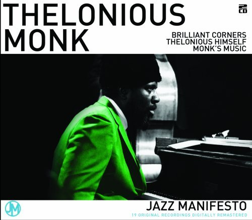Thelonious Monk Brilliant Corners Thelonious H Import Gbr 2 CD Set