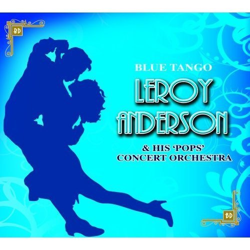 Leroy Anderson Blue Tango Import Gbr