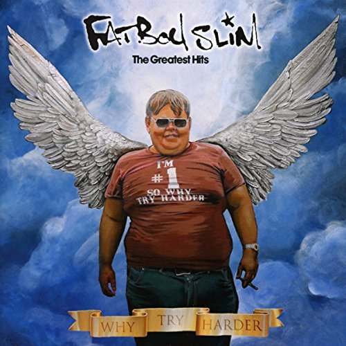 Fatboy Slim Greatest Hits Why Try Harder Import Eu