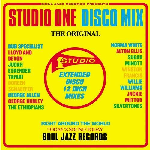 Studio One Disco Mix Vol. 1 Studio One Disco Mix Vol. 1 Studio One Disco Mix