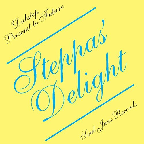 Steppas' Delight Dubstep Prese Steppas' Delight Dubstep Prese 2 CD