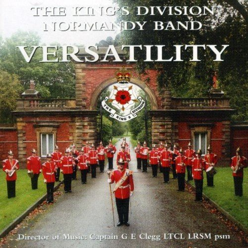 King's Division Normandy Band Vesatility Import Gbr