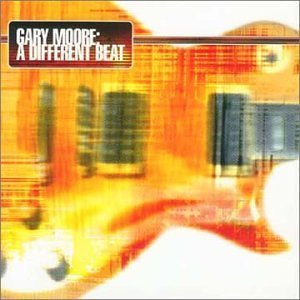 Gary Moore Different Beat Import Gbr