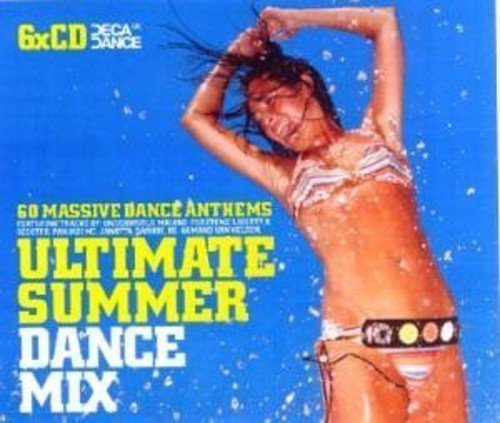 Ultimate Summer Dance Album Ultimate Summer Dance Album Import Gbr