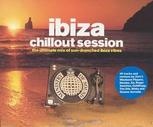 Ministry Of Sound Ibiza Chillout Session Import Gbr Ibiza Chillout Session