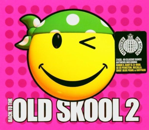 Ministry Of Sound Back To The Old Skool Import Gbr