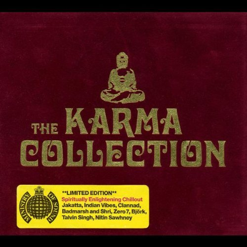 Ministry Of Sound Karma Collection Import Gbr Lmtd Ed.