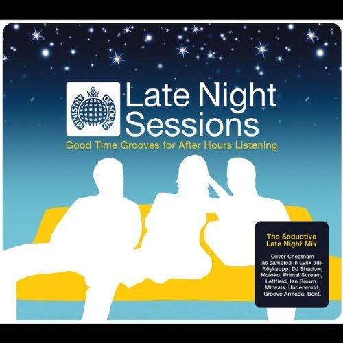 Ministry Of Sound Late Night Sessions Import Aus