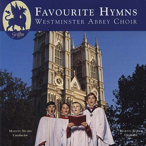 Westminster Abbey Choir Favourite Hymns From The Abbey