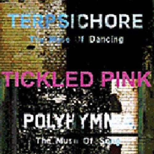 Tickled Pink Terpsichore Polyhmnia