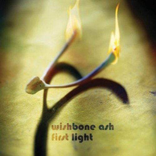 Wishbone Ash First Light Import Gbr