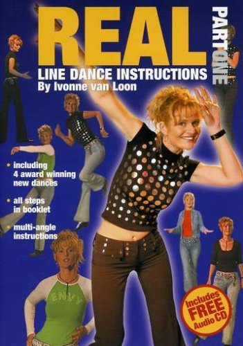 Real Line Dance Instructions Real Line Dance Instructions Import Eu Ntsc (0)
